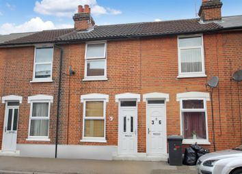 Thumbnail 2 bedroom terraced house for sale in Cullingham Road, Ipswich
