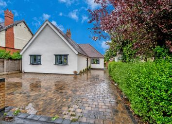 Thumbnail 3 bed bungalow for sale in Station Road, Great Wyrley, Walsall