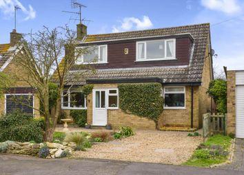 Thumbnail 4 bed detached house for sale in Hillside Road, Piddington, Northampton