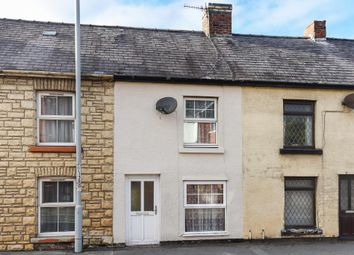 Thumbnail 2 bedroom cottage for sale in Mount Pleasant, Llandrindod Wells