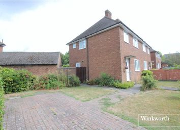 Thumbnail 3 bed semi-detached house for sale in Hartforde Road, Borehamwood, Hertfordshire