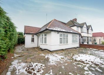 Thumbnail 3 bed bungalow for sale in Ryhope Road, Southgate, London, .