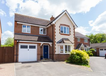 Thumbnail 4 bed detached house for sale in Lesparre Close, Drayton, Abingdon