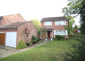 Thumbnail 4 bed detached house to rent in Kimberley, Church Crookham, Fleet