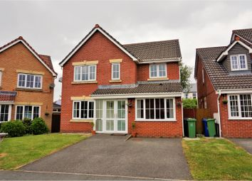 Thumbnail 4 bed detached house to rent in Cravenwood, Ashton-Under-Lyne