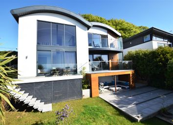Thumbnail 4 bed detached house for sale in Redcliffe Bay, Portishead, Bristol