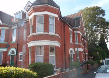 Thumbnail Studio to rent in Walpole Road, Boscombe, Bournemouth, Dorset, United Kingdom