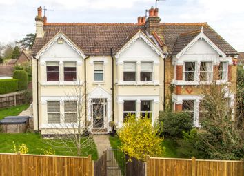 Thumbnail 5 bed semi-detached house for sale in Crouch House Road, Edenbridge
