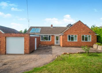 Thumbnail 4 bed detached bungalow for sale in Duchess Road, Osbaston, Monmouth