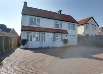 Thumbnail 5 bed detached house for sale in Queens Road, North Weald, Epping