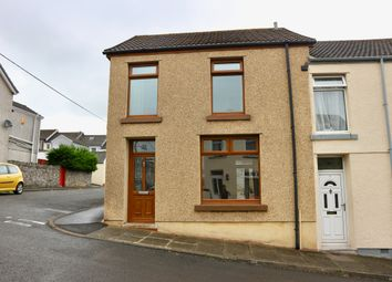 Thumbnail 3 bed end terrace house for sale in Lloyds Terrace, Penydarren, Merthyr Tydfil