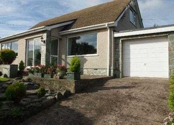 Thumbnail 3 bed detached house for sale in Lon Tarw, Bull Bay, Amlwch