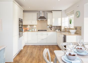 "Thumbnail 3 bed detached house for sale in ""Morpeth"" at High Street, Watchfield, Swindon"