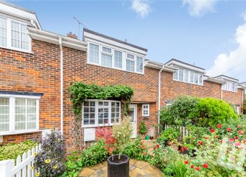 Thumbnail 3 bed terraced house for sale in The Street, High Ongar