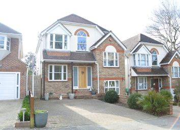 Thumbnail 5 bed detached house to rent in Brookside South, East Barnet, Barnet