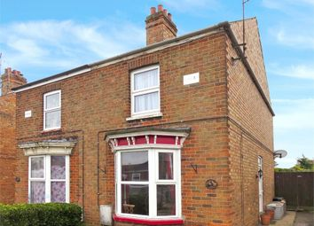 Thumbnail 2 bed semi-detached house for sale in Pennygate, Spalding, Lincolnshire