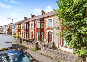 Thumbnail 4 bed terraced house for sale in Beverley Street, Port Talbot
