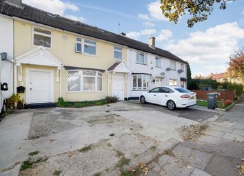 Thumbnail 5 bed terraced house for sale in Fairmead Crescent, Edgware