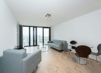 Thumbnail 2 bed flat to rent in Unex Tower, 7 Station Street, Stratford