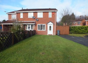 Thumbnail 2 bed semi-detached house for sale in Ragley Drive, Willenhall