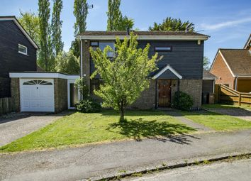 Thumbnail 4 bed detached house to rent in Wayside Green, Woodcote, Reading