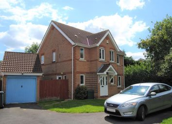 Thumbnail 4 bedroom detached house for sale in Lyme Way, Abbey Meads, Swindon