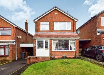 Thumbnail 3 bed detached house for sale in Carrbrook Crescent, Carrbrook, Stalybridge, Cheshire