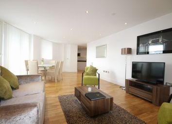 Thumbnail 2 bedroom flat to rent in Admirals Tower, 8 Dowells Street, Greenwich, London, Greater London