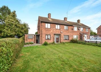 Thumbnail 3 bed semi-detached house for sale in Whiteshot Way, Saffron Walden, Essex