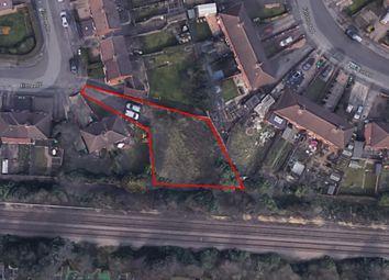 Thumbnail Land for sale in Elstree Drive, Nottingham