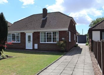 Thumbnail 3 bed detached house for sale in Redhall Drive, Bracebridge Heath, Lincoln