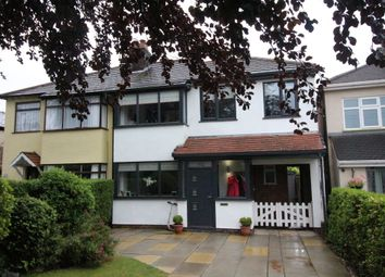 Thumbnail 3 bed semi-detached house for sale in 183, Chester Road, Poynton, Stockport, Cheshire