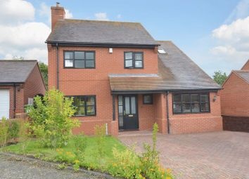 Thumbnail 4 bed detached house for sale in The Walled Garden, Ross-On-Wye