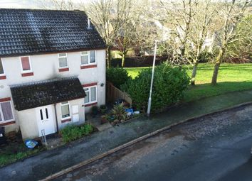 Thumbnail 2 bed end terrace house for sale in Holman Way, Woodlands, Ivybridge
