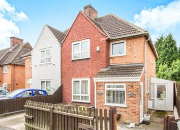 Thumbnail 3 bed semi-detached house for sale in Overpark Avenue, Braunstone, Leicester