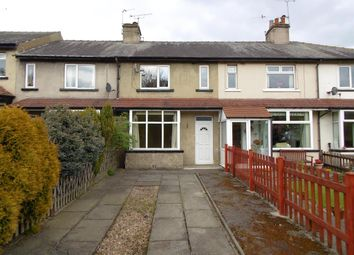 Thumbnail 3 bed terraced house to rent in Longwood View, Crossflatts, Bingley