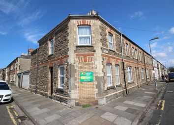 Thumbnail 4 bed end terrace house for sale in Minny Street, Cathays, Cardiff
