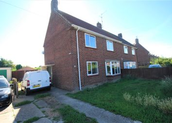 Thumbnail 3 bed semi-detached house for sale in Allenbys Chase, Sutton Bridge, Spalding