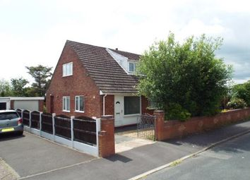 Thumbnail 3 bed semi-detached house for sale in Worthing Road, Ingol, Preston, Lancashire