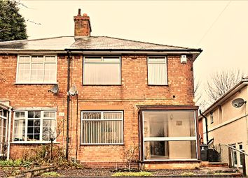 Thumbnail 3 bed semi-detached house for sale in Danesbury Crescent, Birmingham
