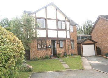 Thumbnail 3 bed detached house to rent in Melford Drive, Macclesfield