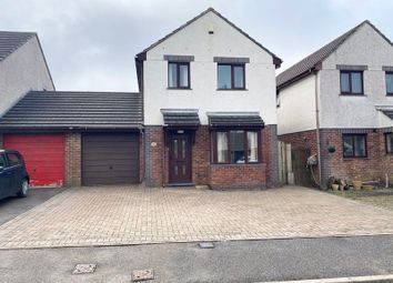 Thumbnail 3 bed semi-detached house for sale in Praze An Cronor, St. Columb