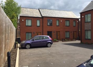 Thumbnail 2 bed town house to rent in Trafalgar Court, Lincoln