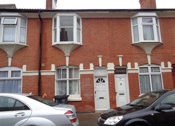 Thumbnail 5 bedroom terraced house to rent in Glossop Street, Leicester