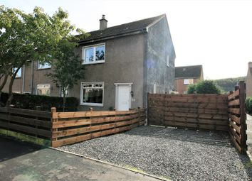Thumbnail 2 bed end terrace house for sale in Queens Way, Earlston