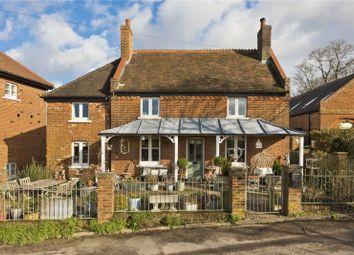 Barwell Court Farmhouse, Barwell Lane, Chessington, Surrey KT9. 3 bed link-detached house