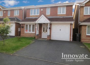 Thumbnail 4 bedroom detached house for sale in Uncle Bens Close, Oldbury