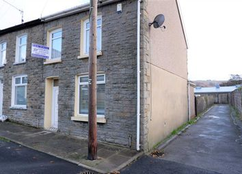 Thumbnail 3 bed end terrace house for sale in Mill Street, Ystrad, Pentre