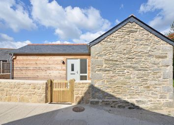 Thumbnail 1 bed barn conversion for sale in Trewedna Lane, Perranwell Station, Truro