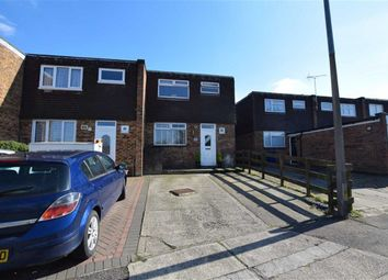 Thumbnail 3 bed end terrace house for sale in Berkley Hill, Corringham, Essex